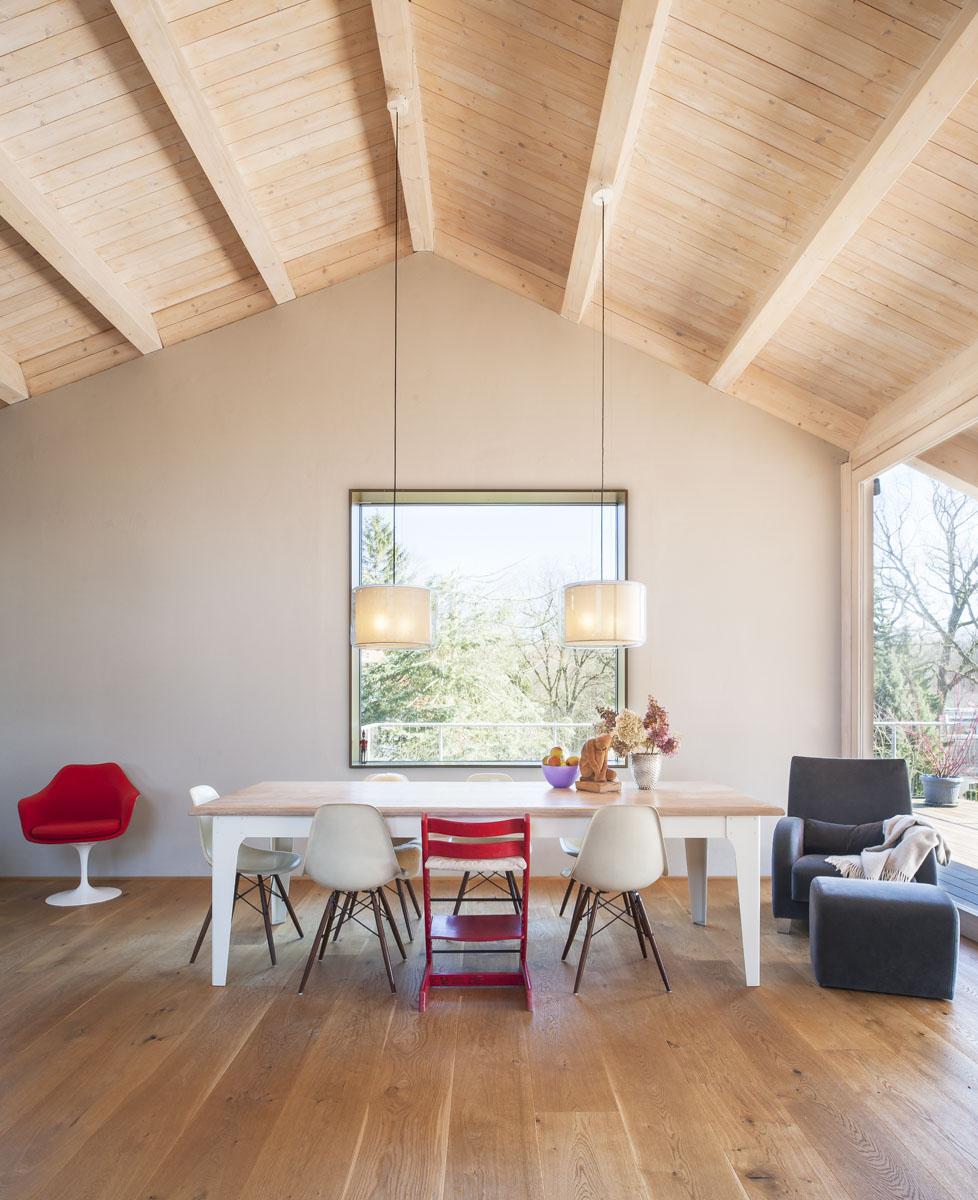 Design-Villa-mit-Holzdecke Berlin
