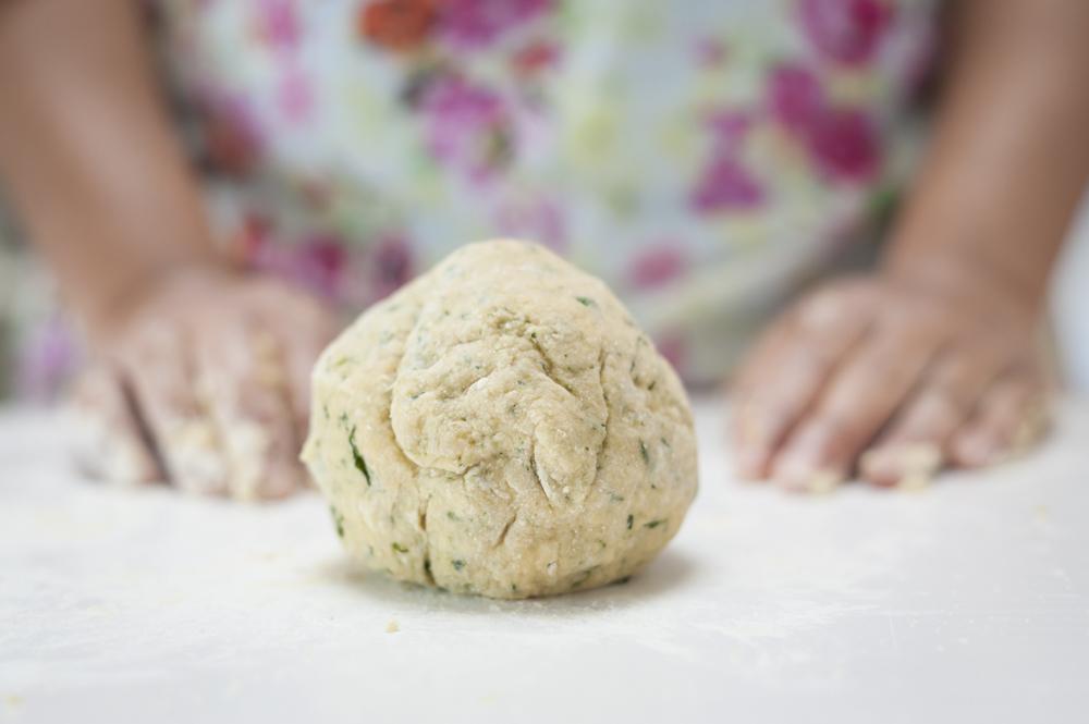 Pasta-Teig-selbermachen