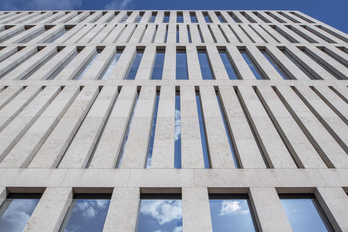 Augustin-Architekturfoto