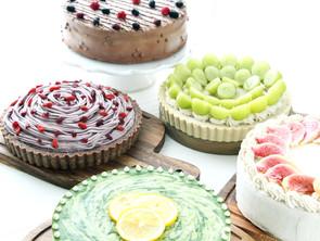 「ヴィーガンケーキのよくばりセット」販売中【終了】