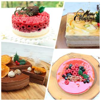🎄2020年クリスマスケーキ の予約販売受付中🎄