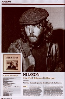 Uncut August 2013 - Nilsson Lead Review Part 1