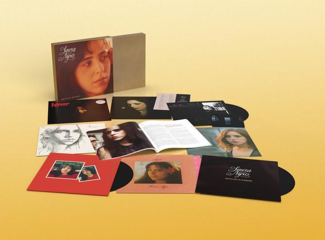 Laura Nyro Vinyl Box Set