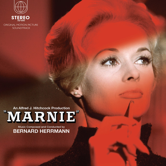 'Marnie' - Music Composed & Conducted by Bernard Herrmann