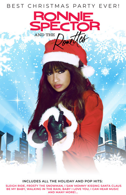 Ronnie Spector December 2019 Tour