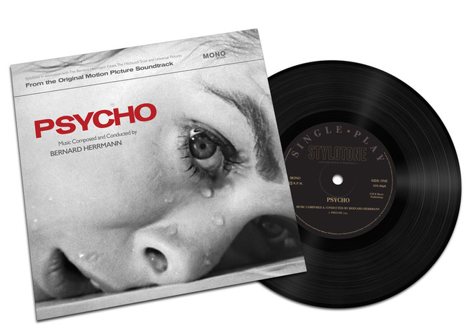 Psycho - Music from the Original Motion Picture Soundtrack