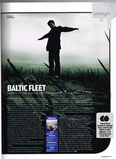 Prog Nov 2016 Issue  - Baltic Fleet feature