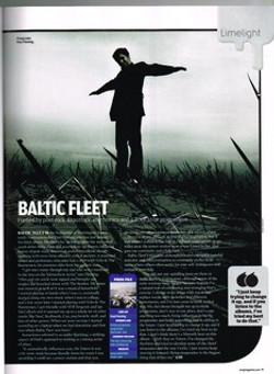 Prog Nov 2016 Issue  - Baltic Fleet feature