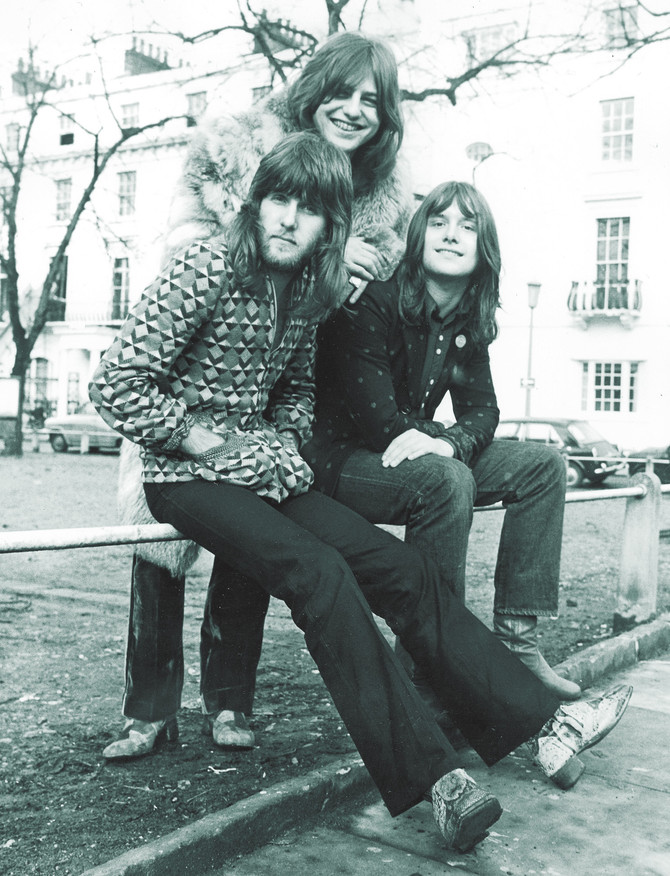 EMERSON, LAKE & PALMER – THE ANTHOLOGY 1970-1998