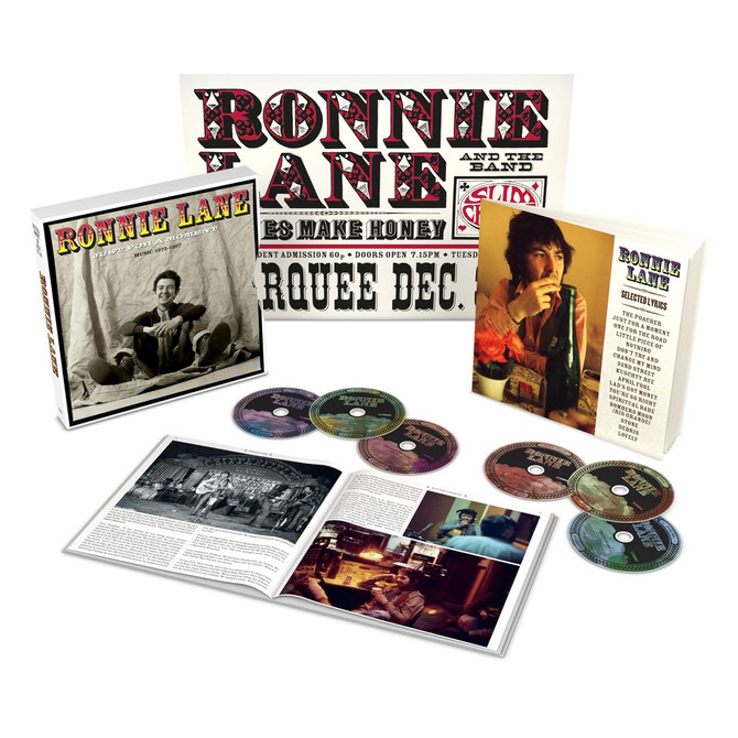 RONNIE LANE – JUST FOR A MOMENT MUSIC 1973-1997