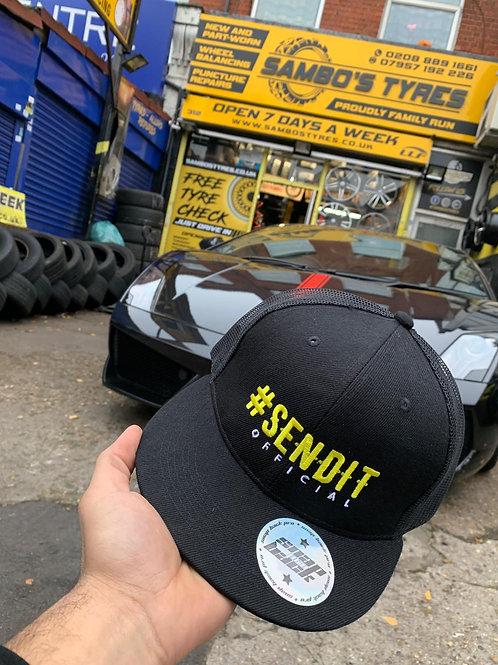 #SENDIT-officialTM  Snap Back