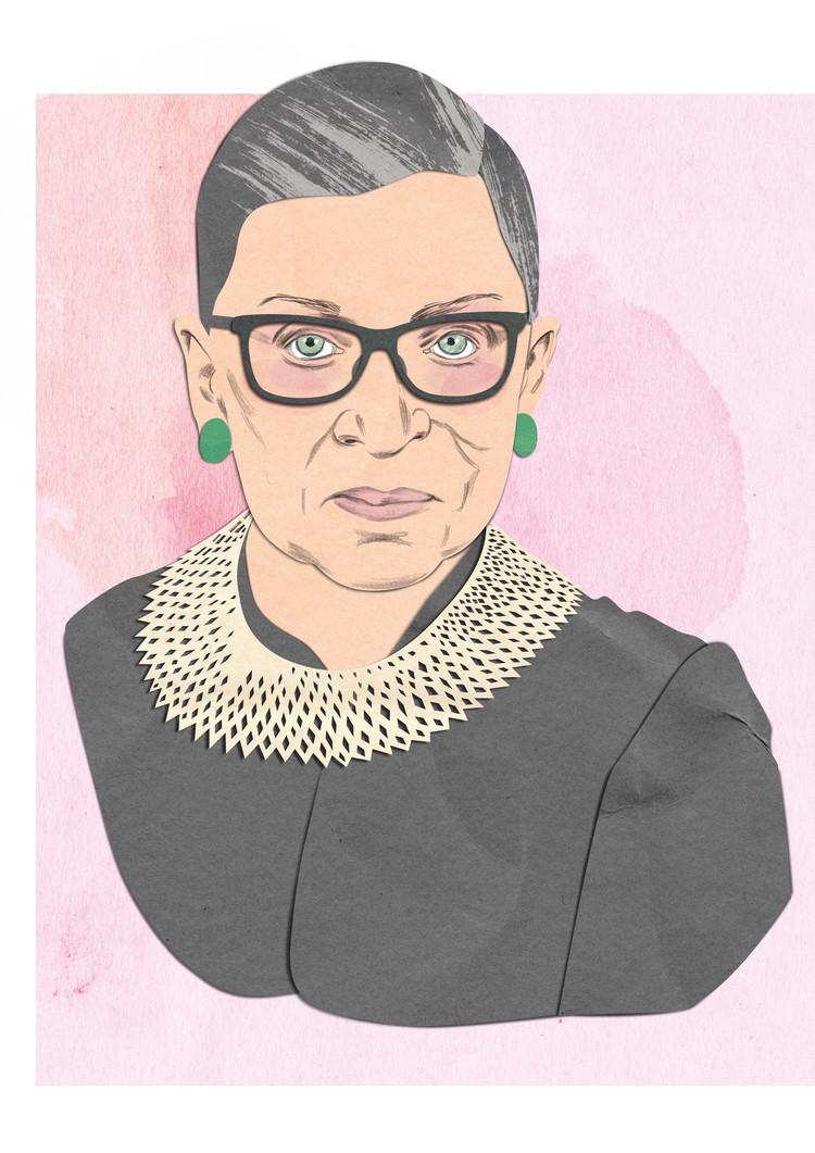 Anne-Mair-illustration-Ruth-Bader-Ginsbu