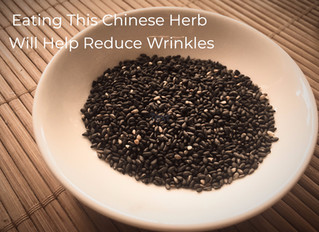 Eating This Chinese Herb Will Reduce Unwanted Wrinkles