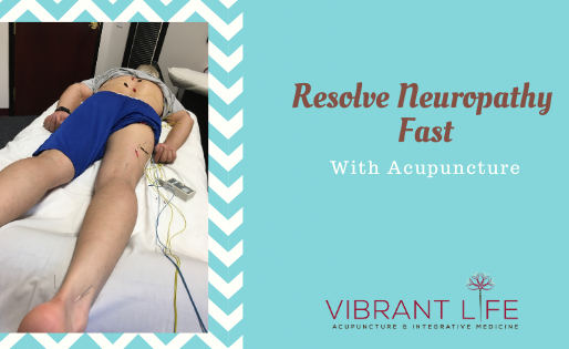 Resolve Neuropathy Fast With Acupuncture