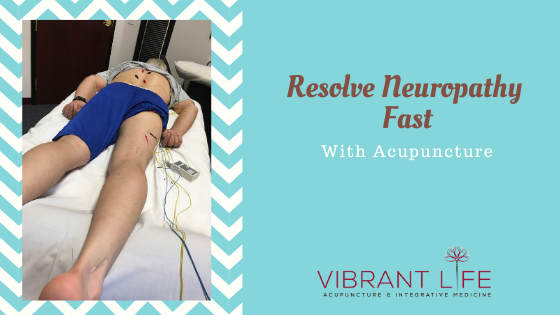 Acupuncture treats neuropathy