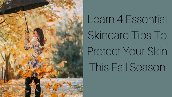 Essential skincare tips for the fall, Photo by Natalie from Pexels