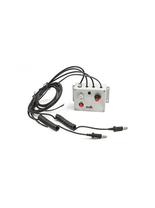 Stilo VHF 2 canales