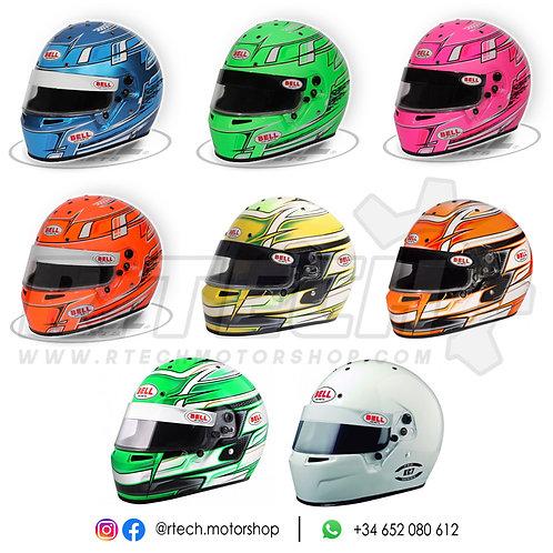 Novedades Bell Racing 2021