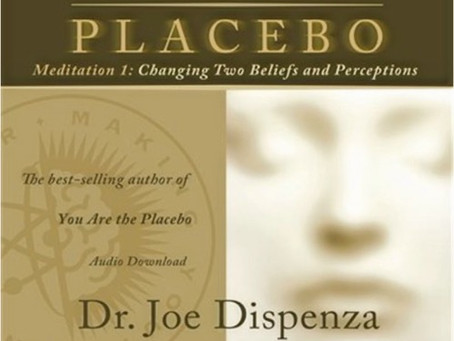 You are a Placebo-Dr. Joe Dispenza (Japanese Version-日本語版)