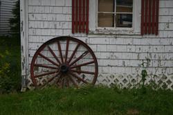 Our wagon wheel