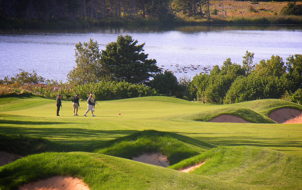 Green Gables golf