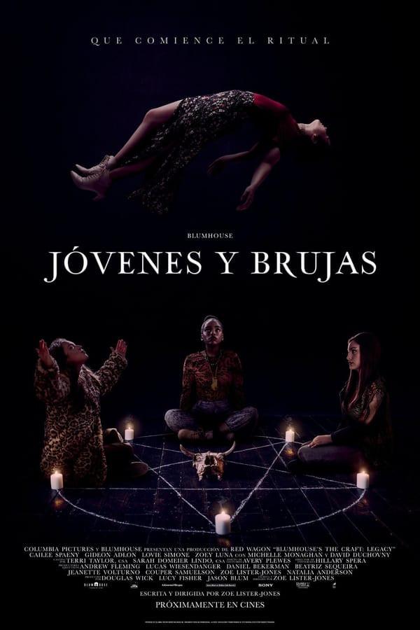 Jovenes y brujas (2020)