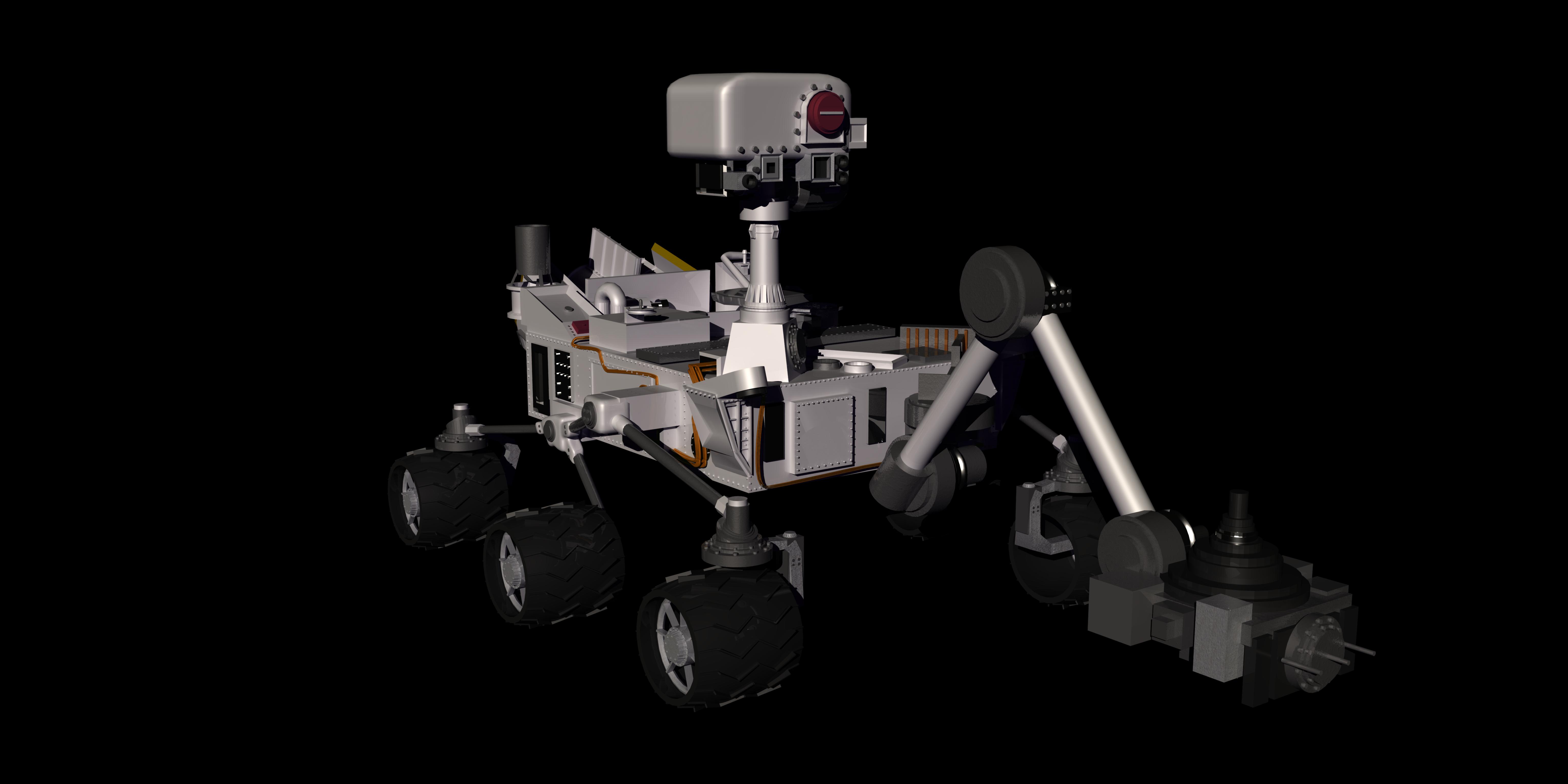 Curiosity 6k
