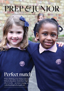 School Report prep front cover April 2013