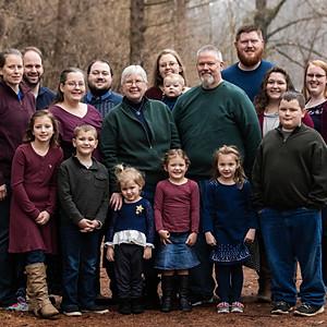 Edwards Family Portraits