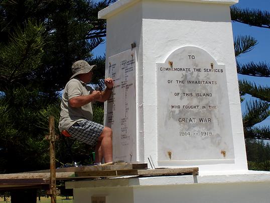 jackson monumental central coast headstones memorials cemetery monuments markers plaques stonemason monumental mason