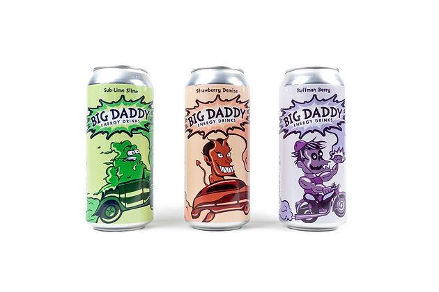 Big Daddy Energy Drinks_Three Cans_Web.j