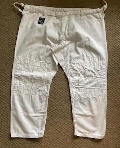BLITZ, Kokuba White Judo Trouser