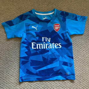 Puma Arsenal T-Shirt, Blue