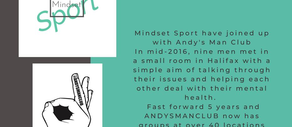 Andy's Man Club