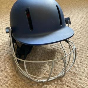 Cricket Helmet, Blue