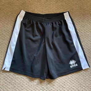 Errea Shorts, Black