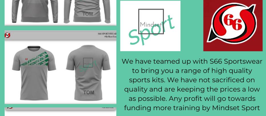 Mindset Sport -not merchandise