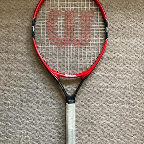 """Wilson Tennis Racket, 23"""""""