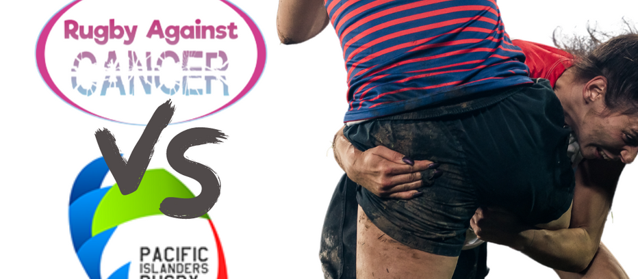 Rugby Against Cancer VS Pacific Island Rugby Club