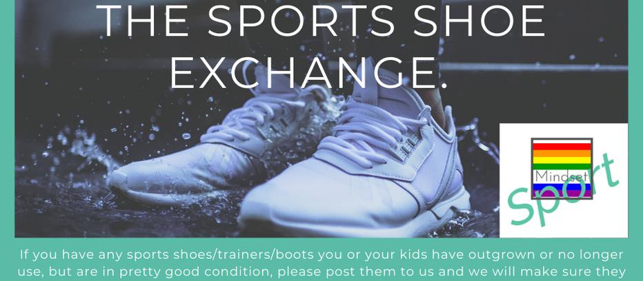 sport shoe exchange!