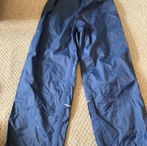 Isotex Blue Waterproof Trousers