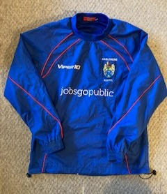 HASLEMERE RUGBY TOP (slightly rain proof)