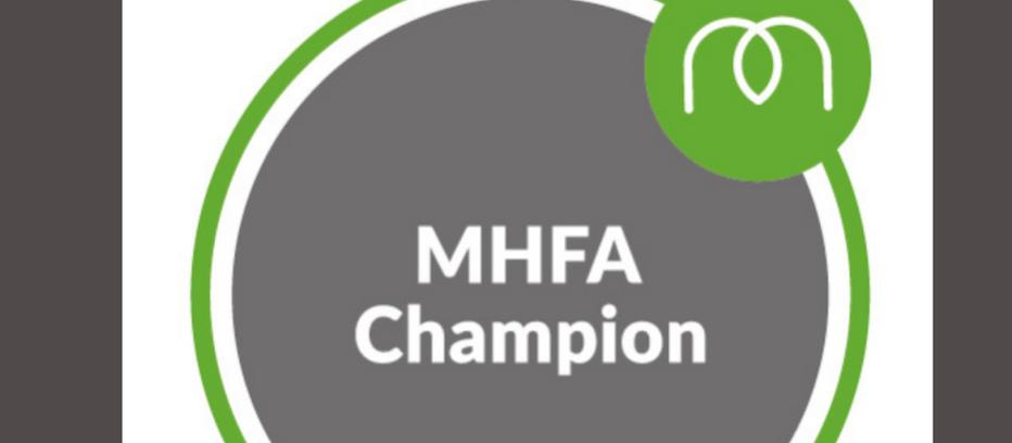 MHFA champion