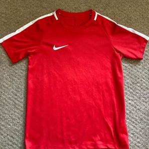 Nike T-Shirt, Red