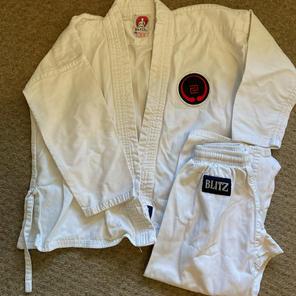 Blitz, Judo Uniform