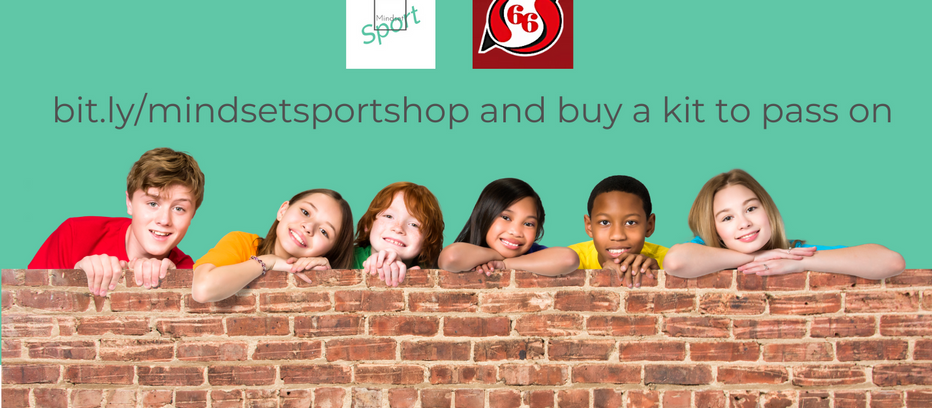 Buy a kit and 'Pass it on'! Our new campaign to help stop money being a barrier to sport