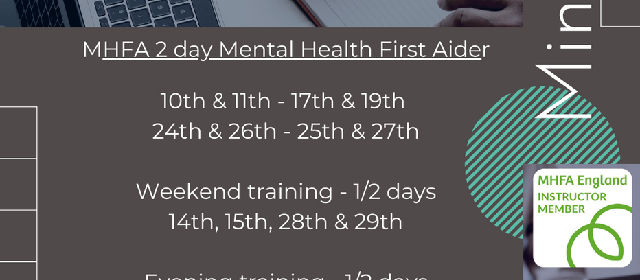 Open Mental health training courses