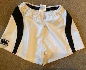 Canterbury White Shorts