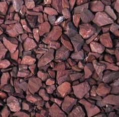Red Decorative Stone 14-22mm