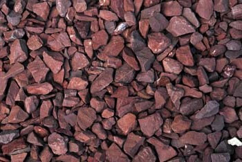 Red Decorative Stone 14-22mm